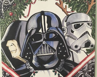 Dark side Christmas