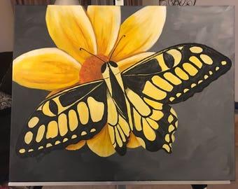 Yellow (Flower Series)