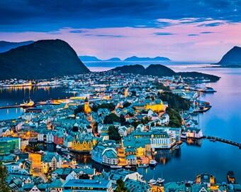 Norway - Alesund - SKU 0162