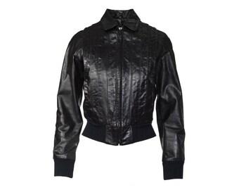 Wilson's Leather Bomber - Women's Size XS