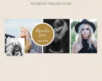 Facebook Timeline Abdeckung - Facebook-Chronik Template - PSD-Vorlage - Facebook-Seite anpassen - Instant Download - F228