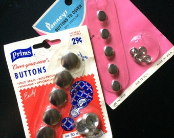 Cover-your-own Buttons