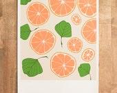 Fruit Art Print, Kitchen ...