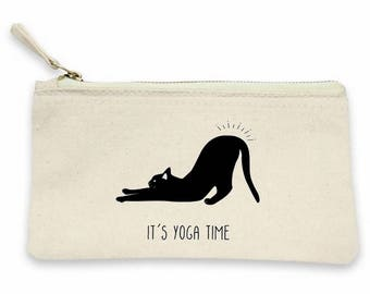 Purse Yoga Time