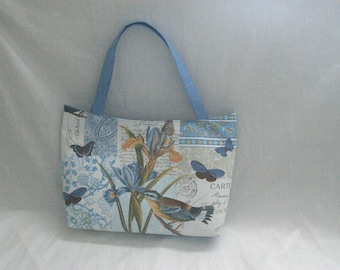 Large Shoulder Bag, Cate by Swoon Patterns