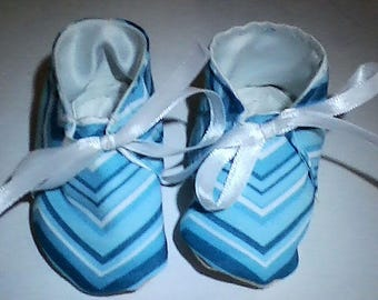 Blues! Baby Shoes for Boy or Girl!
