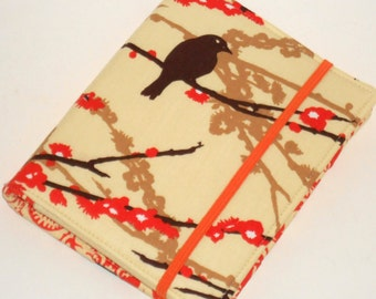 Kindle Cover Hardcover Nexus 7 Cover Paperwhite Dewberry Bird Hard cover eReader Cover