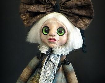 Author doll Vasilisa OOAK