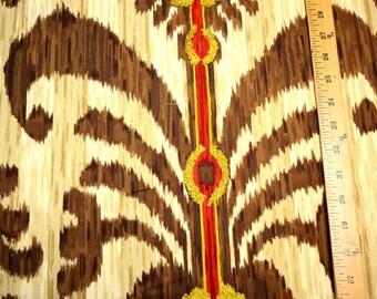 Java Moon Porcini Waverly Iman Fabric