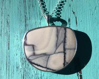 Sheild Shape Mosaic Jasper