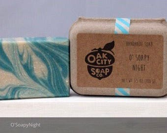 O'Soapy Night Handmade Bar Soap