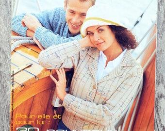 Creations 315 Phildar magazine - spring (knit)