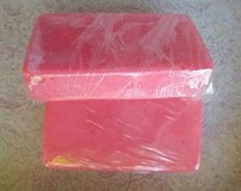 White Rose Essential Oil Soap