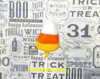 Candy corn cake pops. Halloween pops. Candy corn treats. Halloween treats. Halloween party decor. Halloween favors. Halloween cake pops