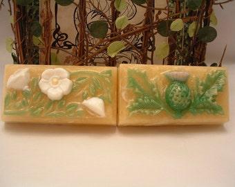 Gardenia Glycerin & Goat's Milk soap