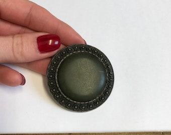 Large Vintage Cloak Button