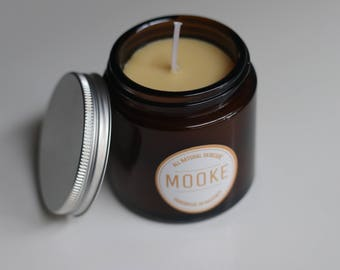 """Mooke Candle """"Sit back, relax"""""""