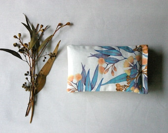 Lavender Pillows, Lavender Sachets -  Set of 3 - Eucalyptus and Honey Bee Scented Gift Mother's Day