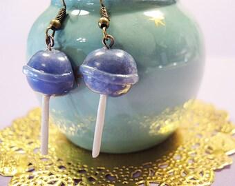 My lollipop heart Earrings