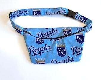 Kansas City Royals Baseball Fanny Pack