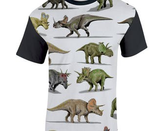Dinosaur T Shirt, Dino Sublimation Hipster Trendy Cool Festival Fashion