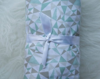 Dream Clouds//Crib Sheet//Changing Pad Cover