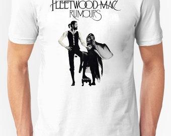 FleetWood Mac Shirt,FleetWood Mac Tshirt,FleetWood Mac Rumours Shirt
