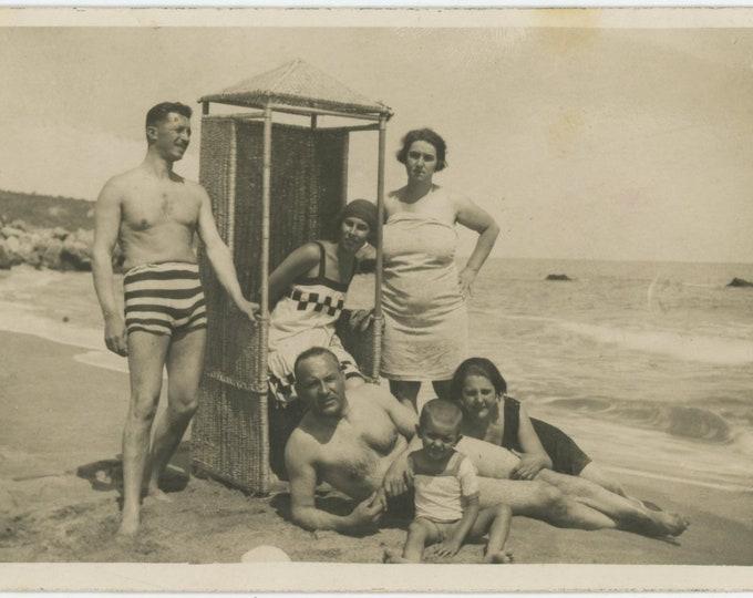 Bulgaria, 1920s: Vintage Photo RPPC [86689]