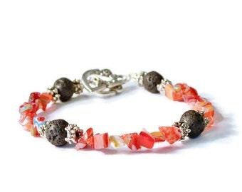 Millifiori Aromatherapy Diffuser Bracelet, Essential Oil Jewelry