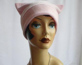 Powder Pink Pussy Hat