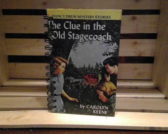 Nancy Drew: The Clue in the Old Stagecoach Notebook