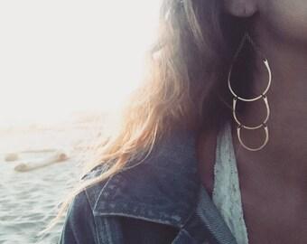 EARRINGS // metals