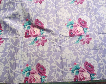 Kaffe Fassett Rowan Westminster cotton fabric GP68 Brokade Floral half yard cut  OOP HTF