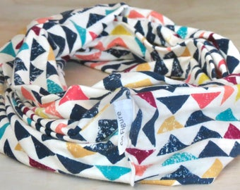 Infinity Scarf Flying Geese