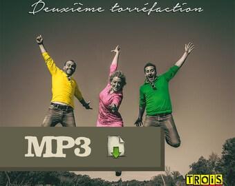 MP3 Album # Trois Cafés Gourmands - Deuxième Torréfaction (2nd Album)