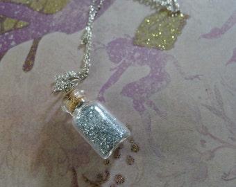 Faerie Whirl Magic Charm-Silver