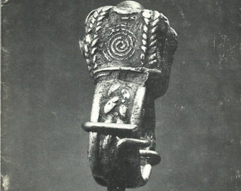Dogon Art New Acquisitions in the Wunderman Collection 1974 Hans Guggenheim