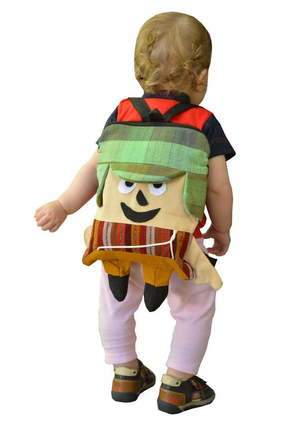 El Chavo Costume For Girls