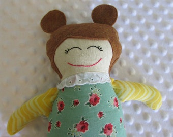 Summer Small Handmade Baby Doll