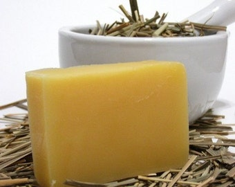 Lemongrass Sage Soap