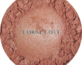 Loose Mineral Eyeshadow-Coral Cove