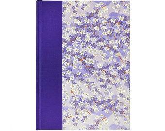 Address Book  Large  Shades of Lavender