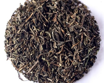 DARJEELING TEA  (Organic, Fair trade, loose leaf black tea) Sample