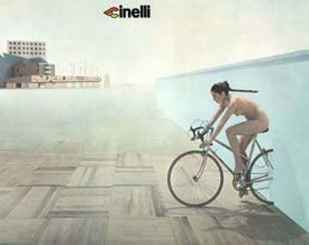 Cinelli Poster • FREE domestic Shipping!