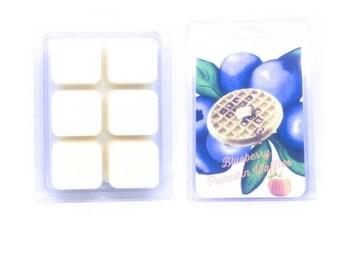 Blueberry Pumpkin Waffles - Scented Wax Melts - Soy Wax Melts - Highly Scented - Wax Tarts - Tart Melt - Candle Melt - Melts - Wax Melts -