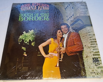 33 LP Album Record A M Records Herb Alpert Tijuana Brass South of the Border
