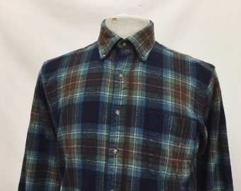 Pendleton Button Up Wool Shirt
