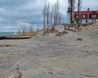 Point Betsie Beach of Sand