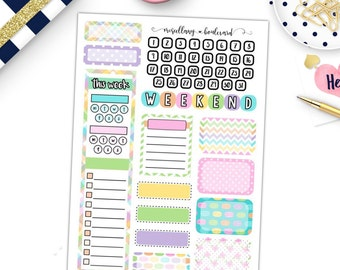 Sweet Tooth Weekly Add-On Kit | 0309