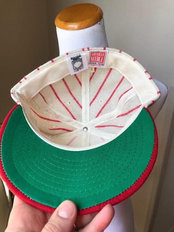 9c0f6aab4e7 ... promo code vintage cincinnati reds hat baseball cap oldschool reds hat  throwback 1961 1966 reds baseball